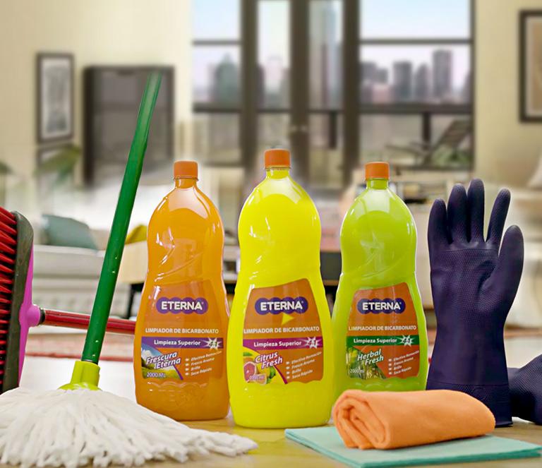 Limpiadores de Bicarbonato