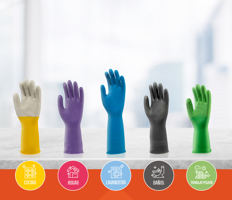 Linea de guantes